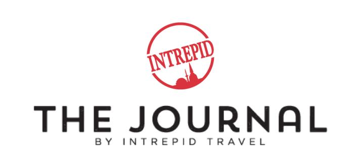 Intrepid Travel Journal Logo