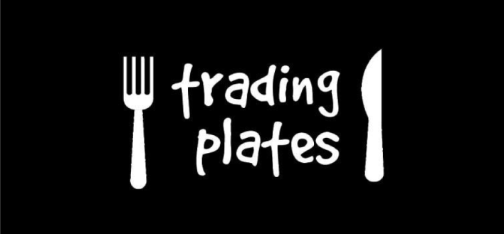 Trading plates logo